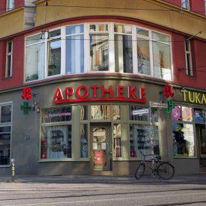 MediosApotheke Berlin Hackescher markt